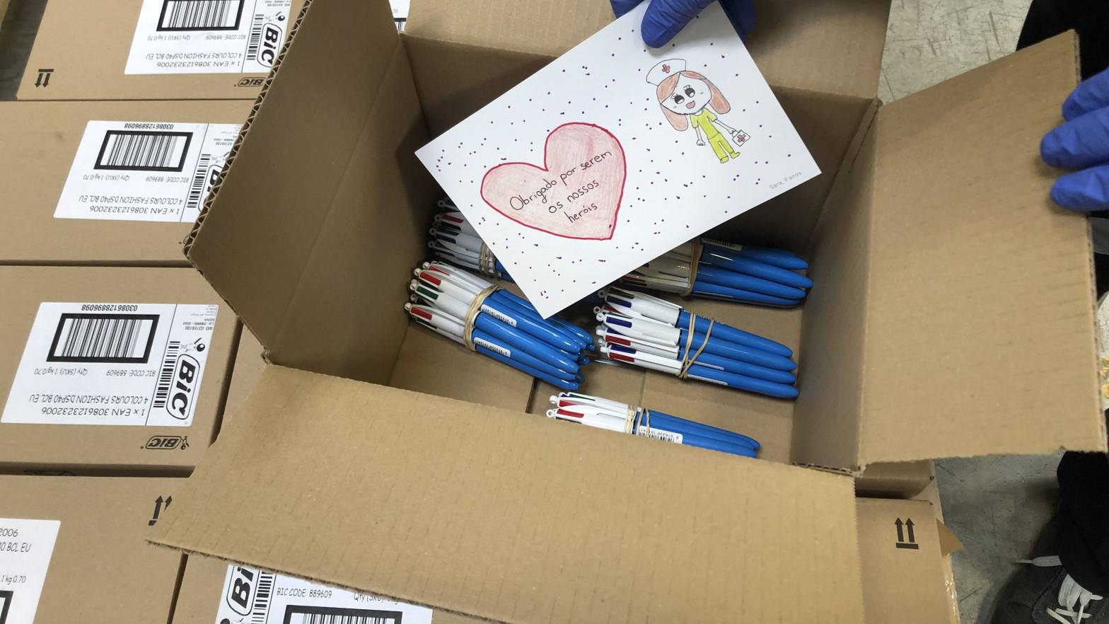 El fabricante de los bolígrafos BIC anuncia un ERE para 52 personas