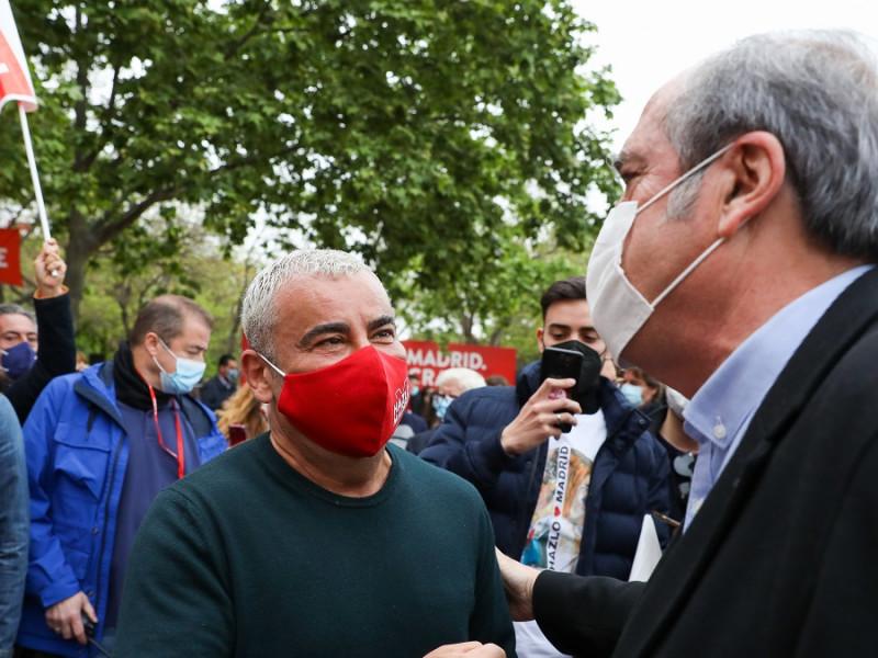 Madrid: entre pícaros, trepadores y cucañistas