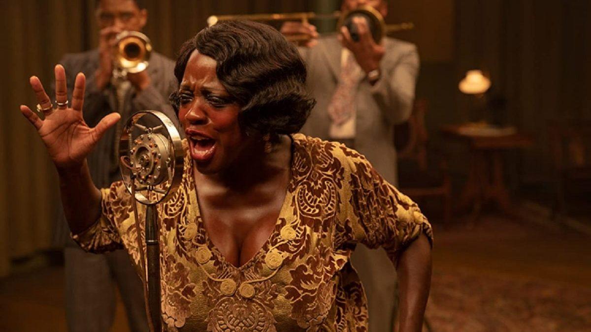 Viola Davis en 'La madre del blues', por la que Sergio López-Rivera ha recibido el premio Oscar.