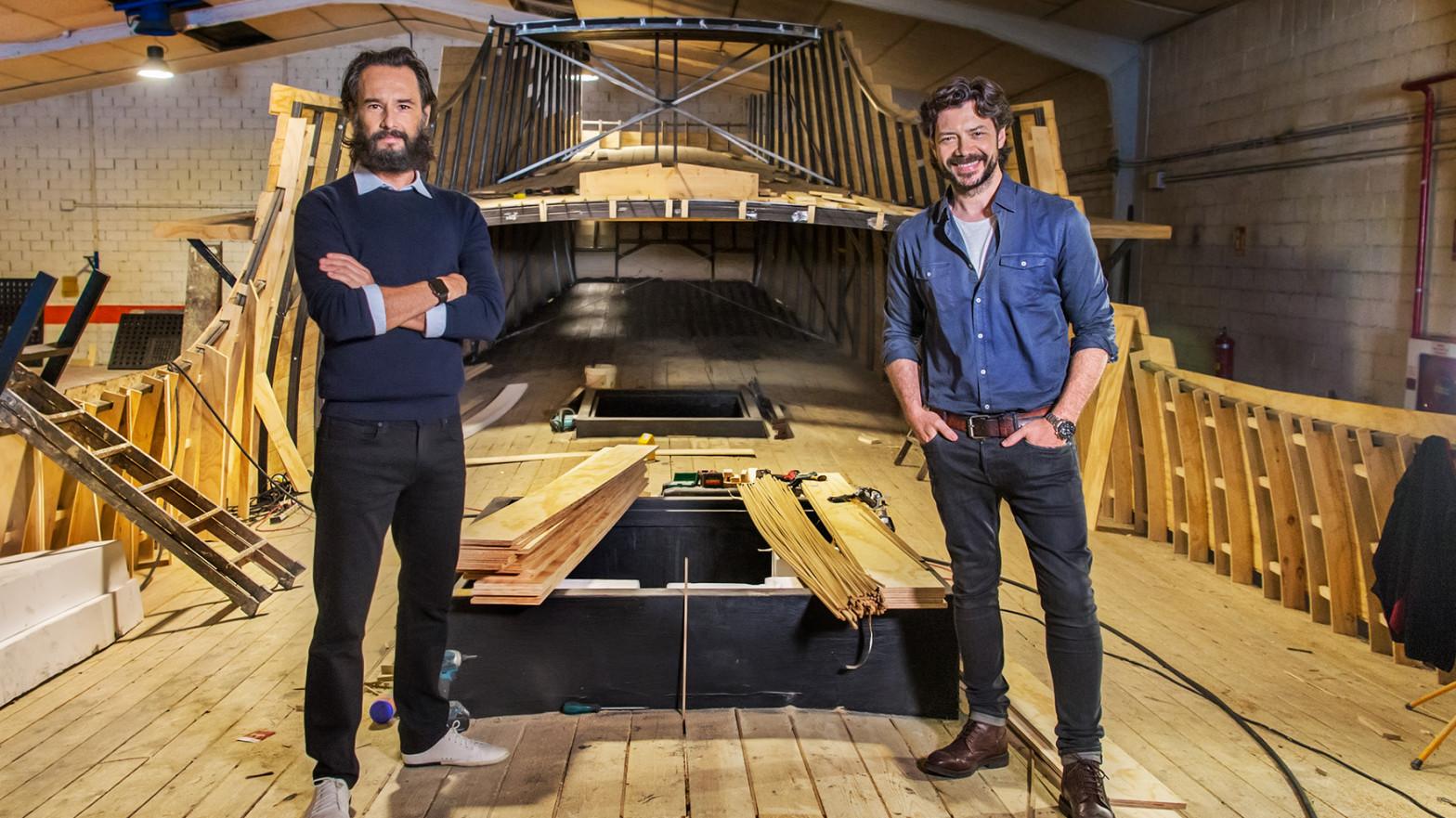 Sin limites: la serie de acción de Magallanes y Elcano que huye del aburrimiento