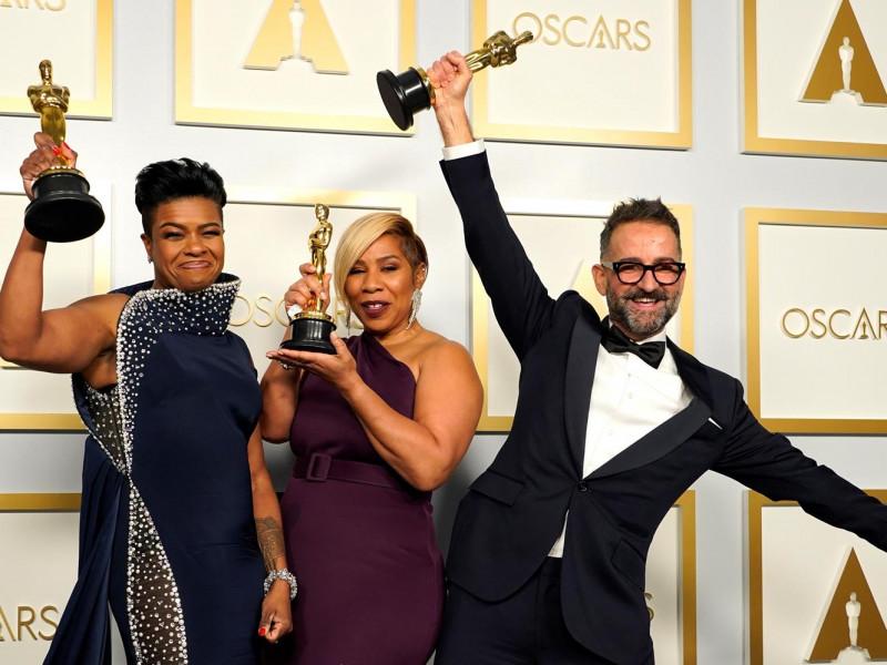 El español Sergio López-Rivera gana un Oscar por la película 'La madre del blues'
