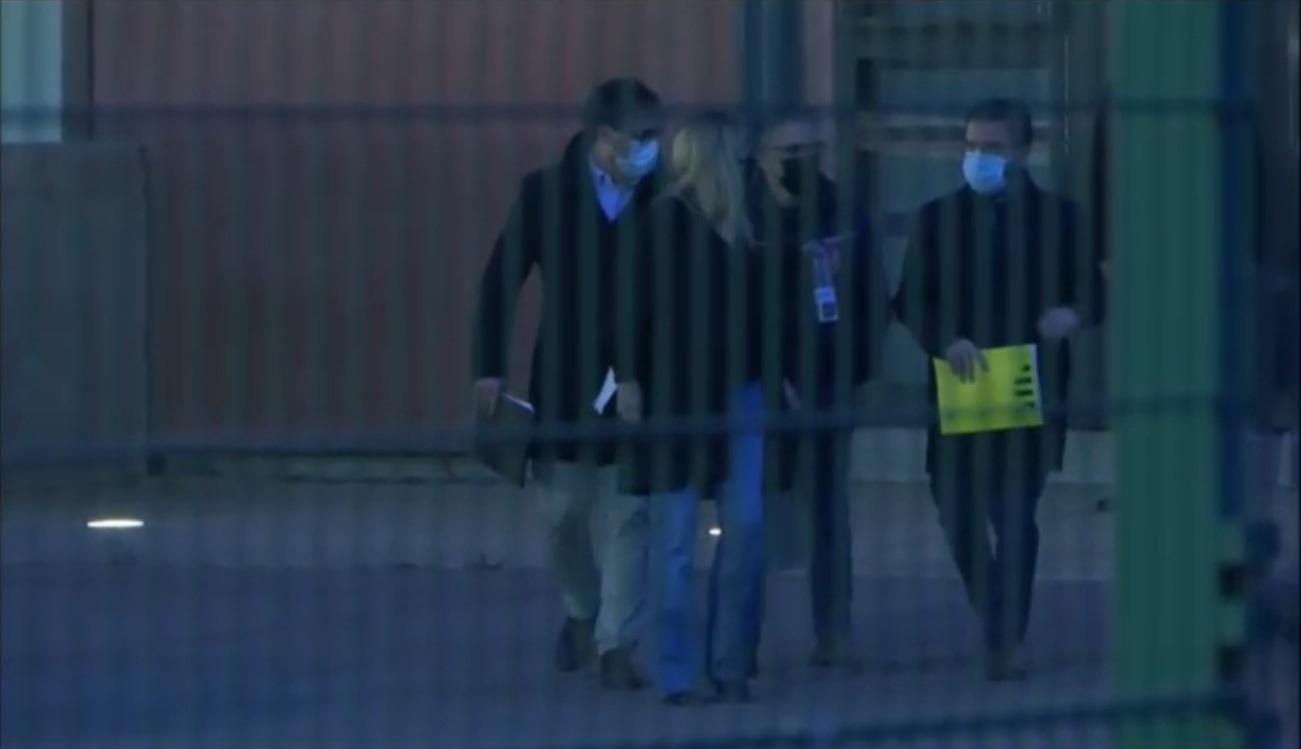 ERC y JxCat se conjuran para formar Govern tras positiva reunión en la cárcel