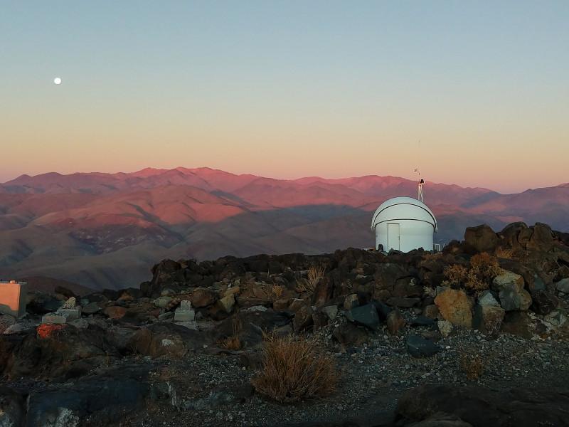 El Telescopio Test-Bed 2
