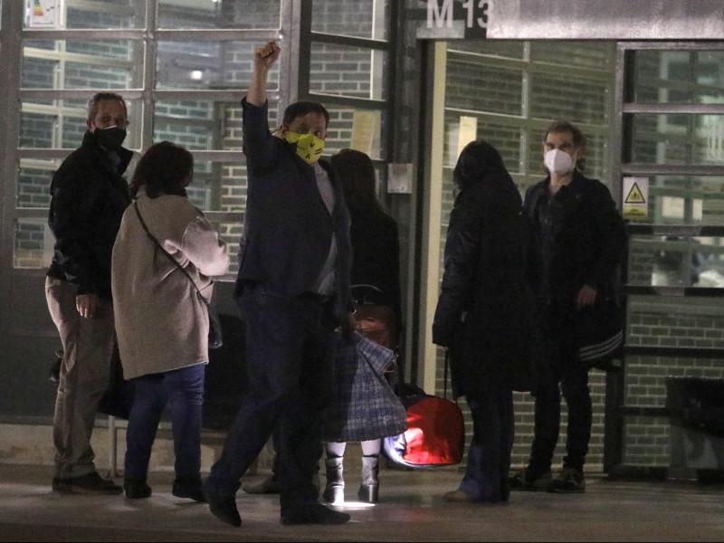 ERC y Junts se reúnen por primera vez tras las elecciones del 14-F en la cárcel de Lledoners