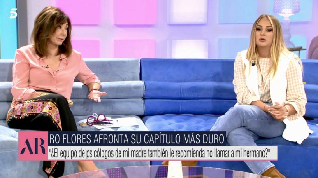 Rocío Flores pone en duda a su madre, Rocío Carrasco.