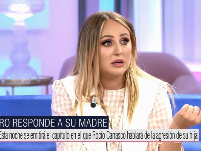 Rocío Flores vuelve a mandarle un mensaje a su madre y pide que se emita todo el documental