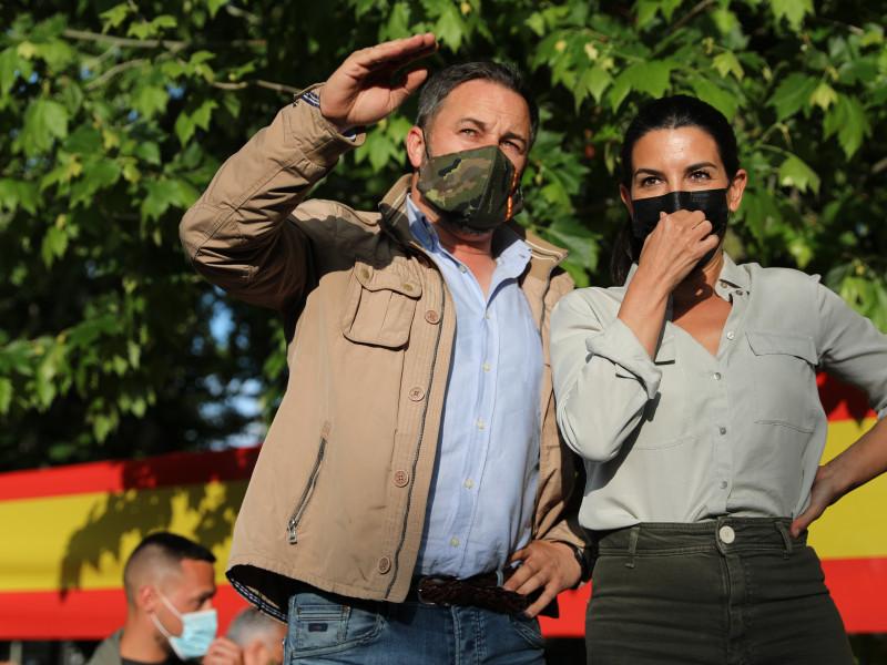 Vox cerrará finalmente la campaña con un acto en la Plaza de Colón