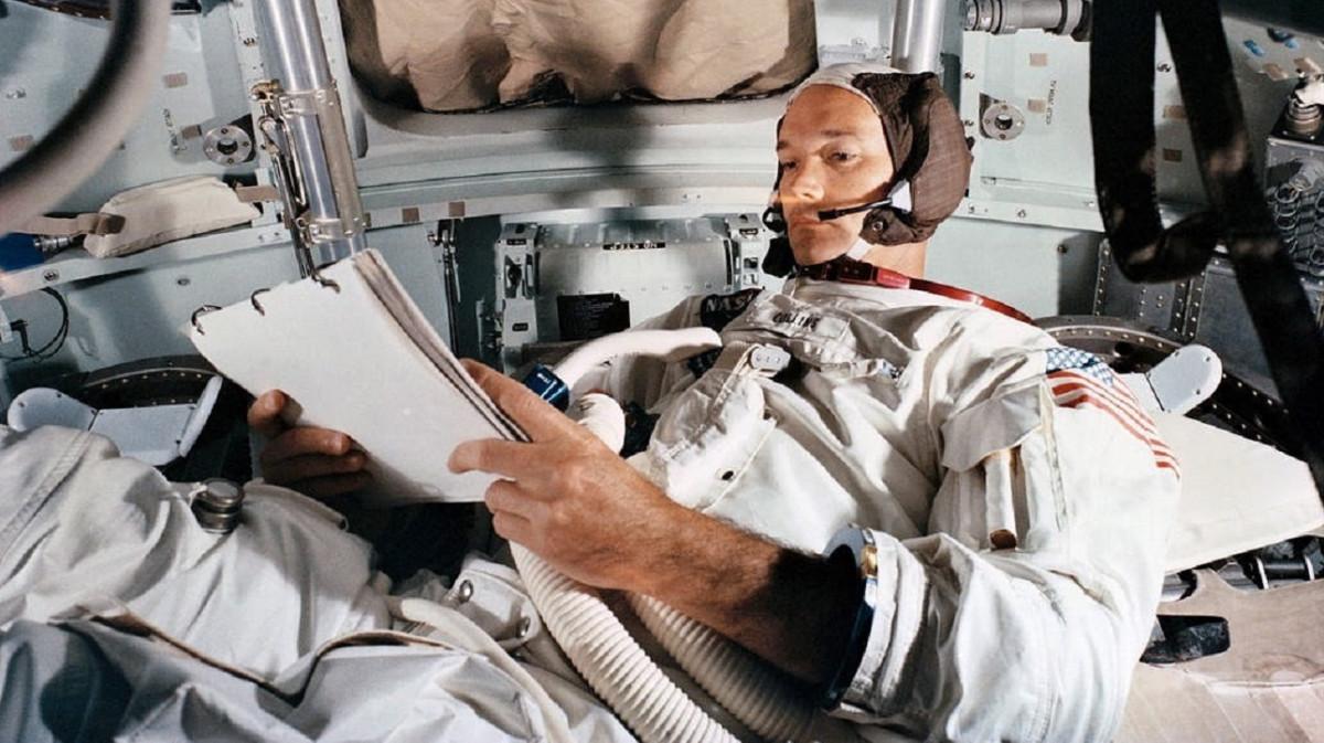 Muere Michael Collins, el astronauta del Apolo 11 que viajó a la Luna con Neil Amstrong y Buzz Aldrin