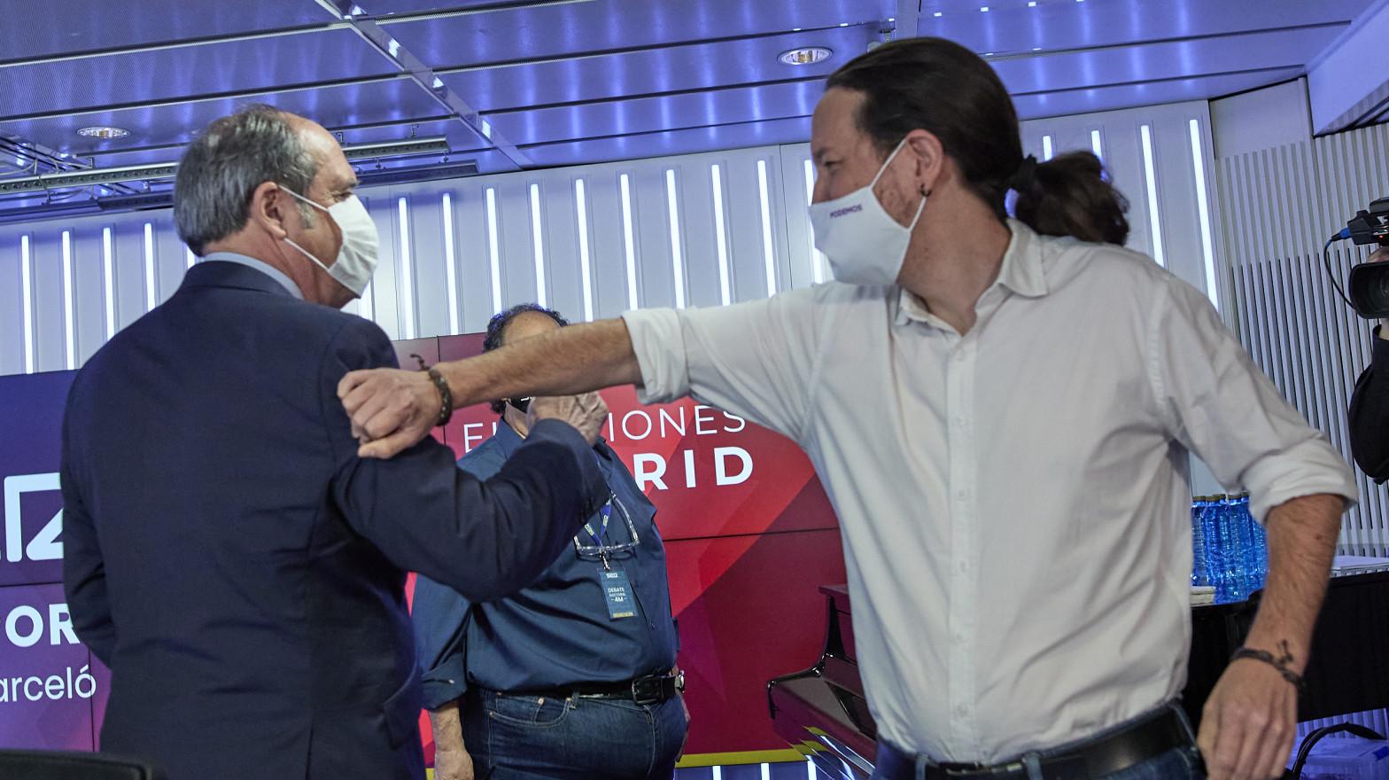 Dardo de Gabilondo a Iglesias tras su insistencia en entrar en el gobierno