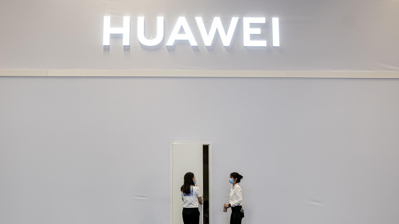 Huawei redujo un 16,5% su facturación en el primer trimestre