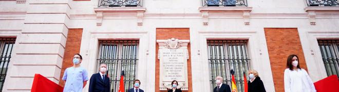"""El PSOE estudia impugnar el acto del 2 de mayo en Madrid por """"instrumentalizar"""" a los menores"""