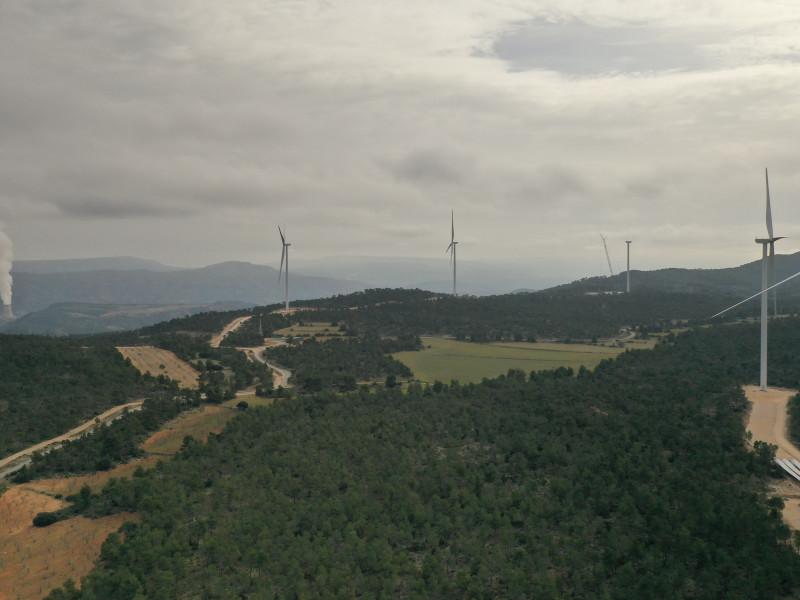Elecnor construirá un parque eólico en Brasil por 44 millones