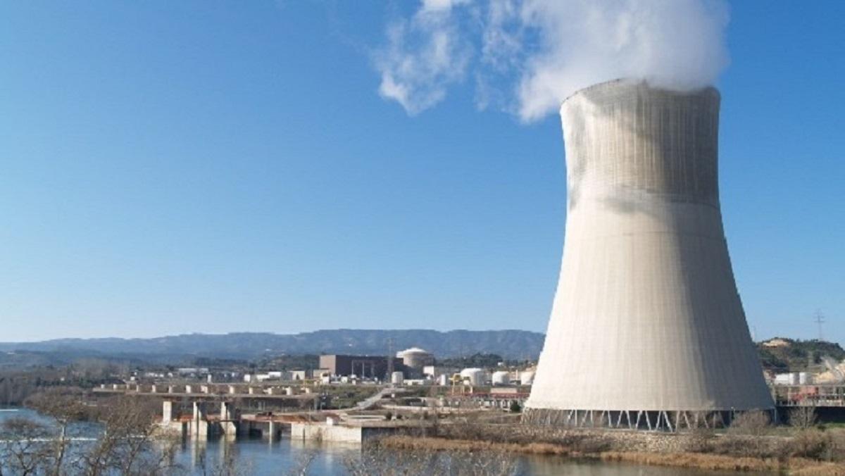 La central nuclear de Ascó (Tarragona) se para automáticamente tras fallar un interruptor la pasada madrugada