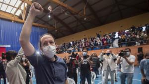 Recupera Madrid plantea un cierre conjunto de campaña de PSOE, Más Madrid y Podemos