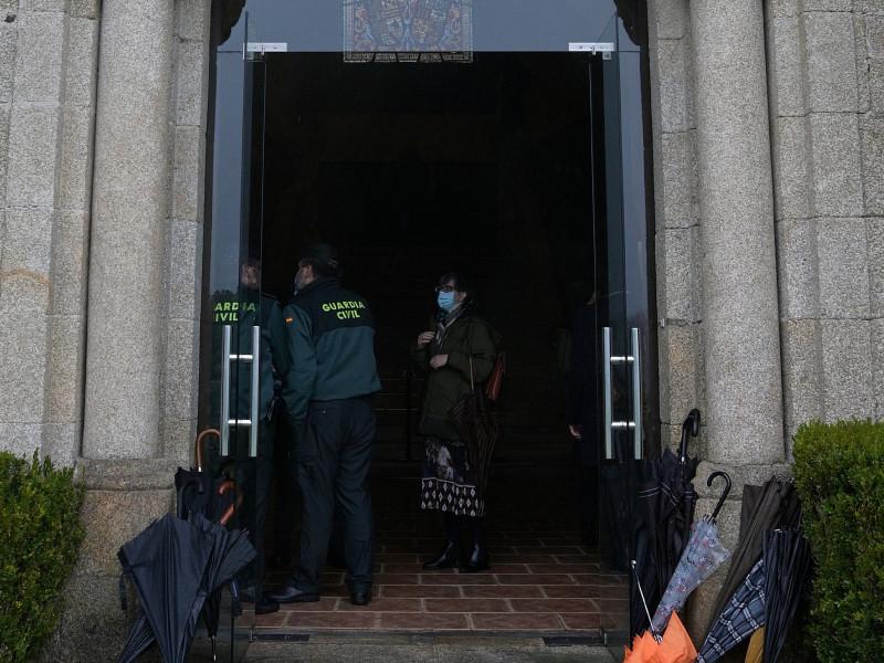 El juzgado concede un mes a la familia Franco para retirar los bienes del pazo de Meirás