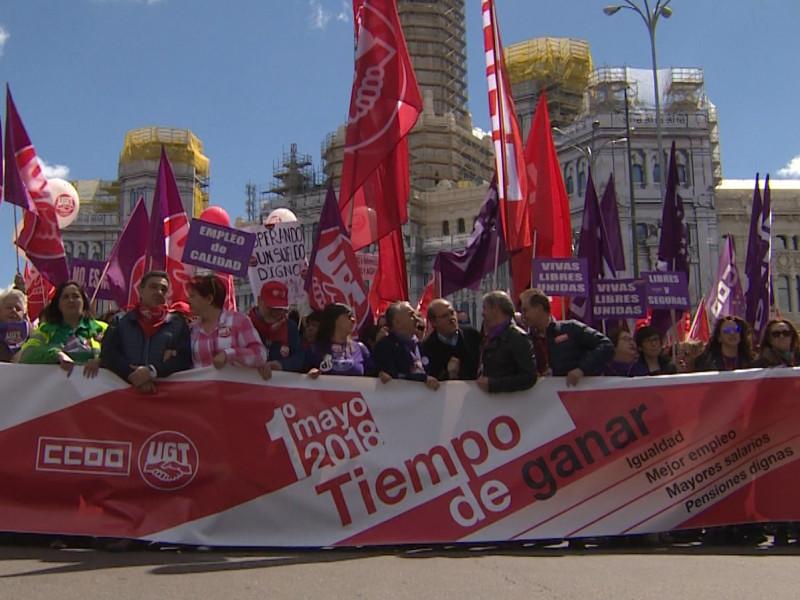 El Gobierno no ha mandado recomendaciones ni medidas para las marchas del 1 de mayo