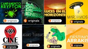 Top de podcasts de cine para amenizar tu fin de semana