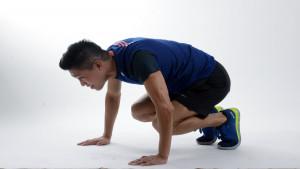 Cómo hacer los burpees, el ejercicio que te pondrá en forma (y dos versiones 'premium')
