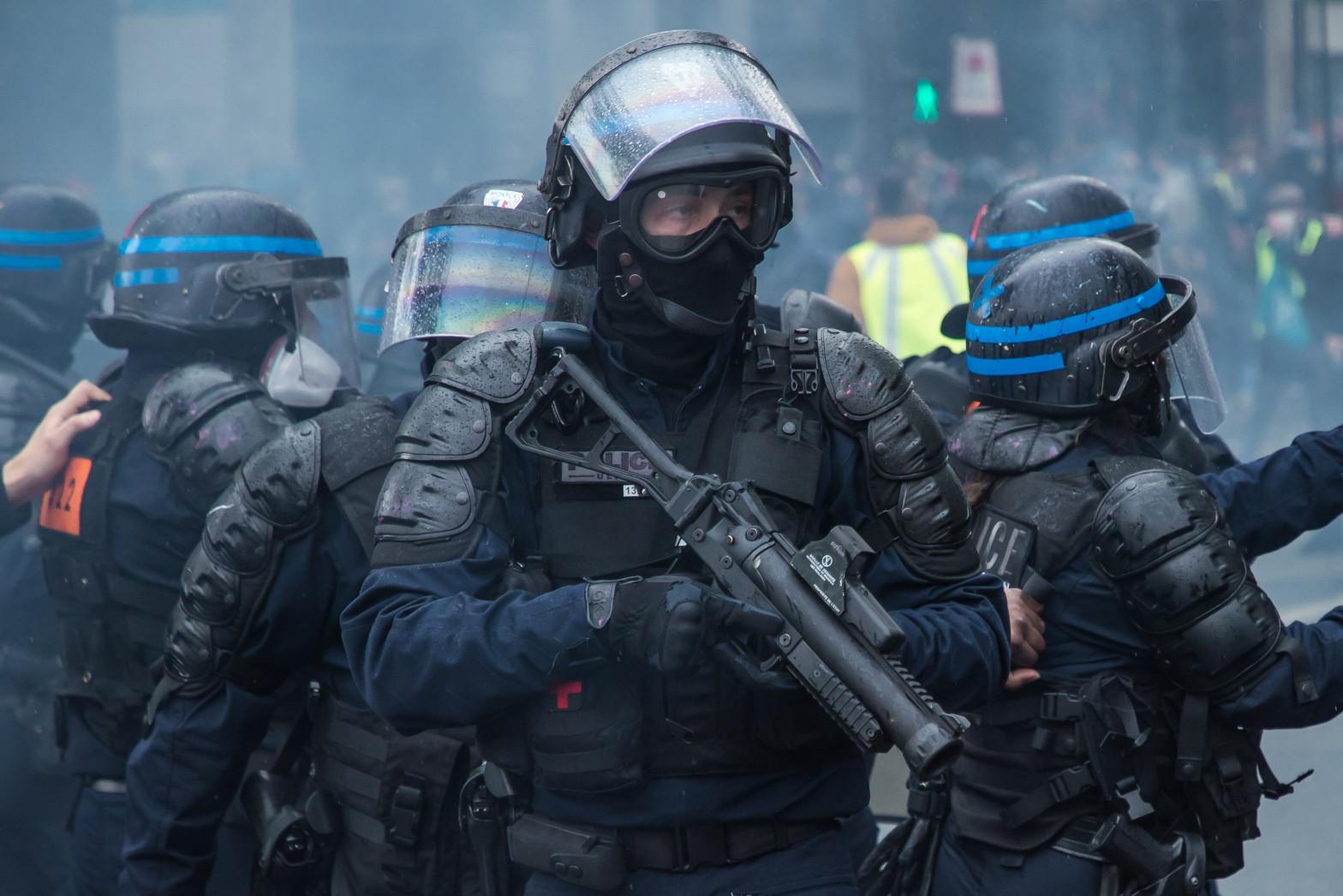 Al menos 34 detenidos durante las protestas del 1 de mayo en París