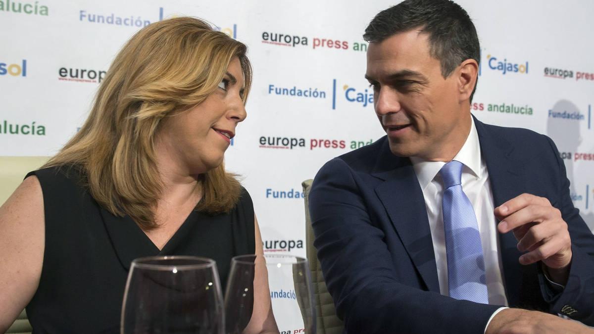 Sánchez da un golpe de mano en Andalucía y adelantará  las primarias a junio