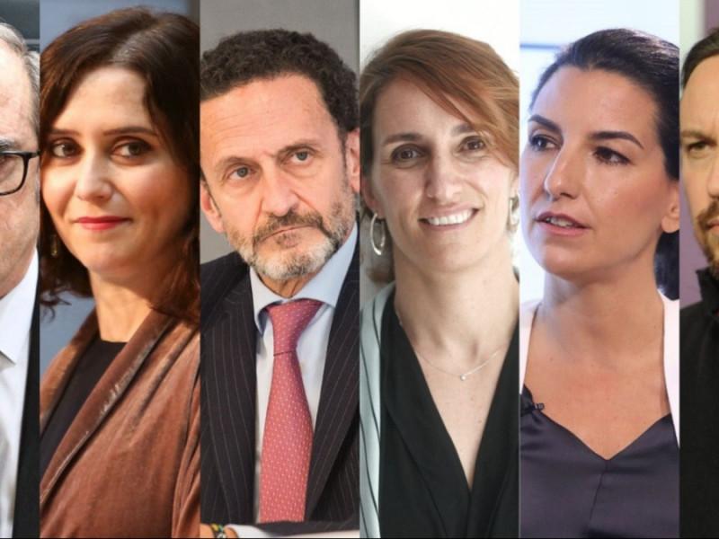 Elecciones en Madrid, en directo | Los partidos cierran la campaña del 4-M