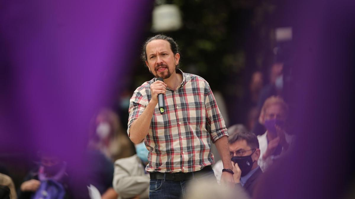 El ministerio de Iglesias no recibió ninguna amenaza hasta la campaña madrileña