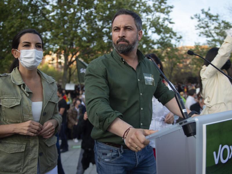"""Vox amplia la querella contra Marlaska sobre el mitin de Vallecas por """"ocultar"""" las detenciones de escoltas de Podemos"""