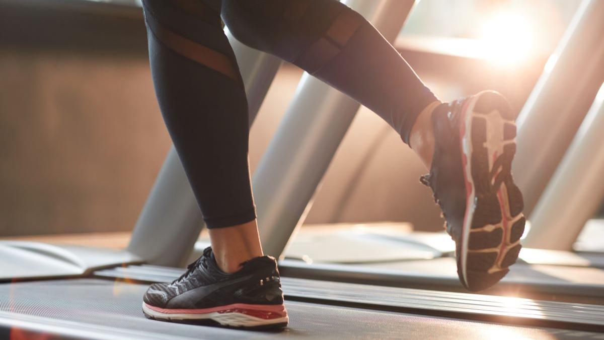 Cinta de correr