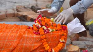 La India roza los 20 millones de casos de la covid con 368.147 infectados en 24 horas