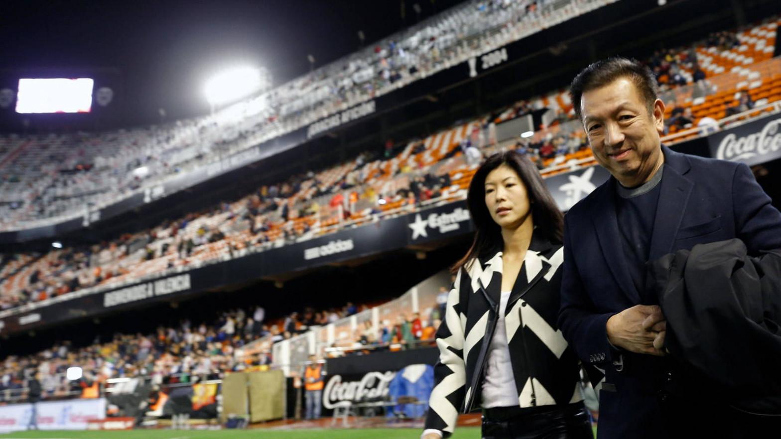 Peter Lim y el desguace de un histórico como el Valencia
