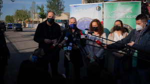 Cataluña reanuda la vacunación a policías y guardias civiles tras la orden de la Justicia