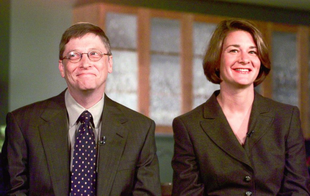 Bill Gates y Melinda se divorcian