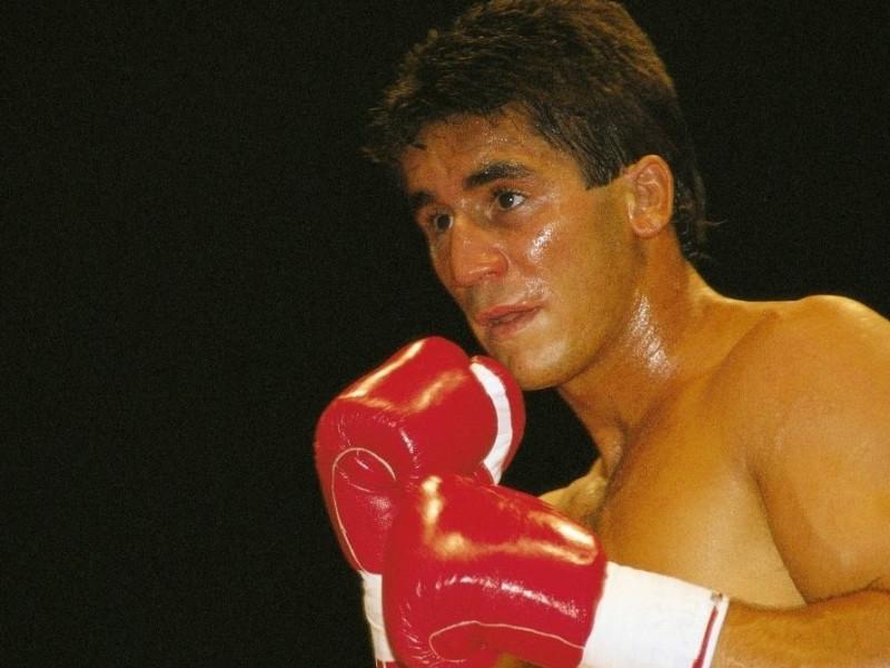 Detienen al exboxeador Poli Díaz en Las Palmas