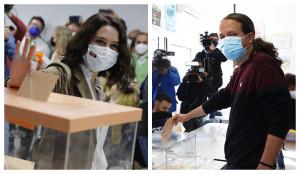 Elecciones en Madrid 2021: ¿En quién se refugian los candidatos cuando todo va mal?