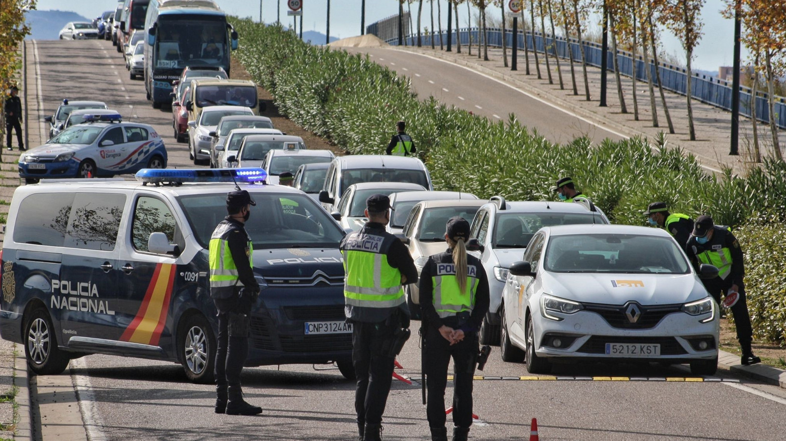 Las multas por quebrantar las restricciones sanitarias suman 172 millones de euros