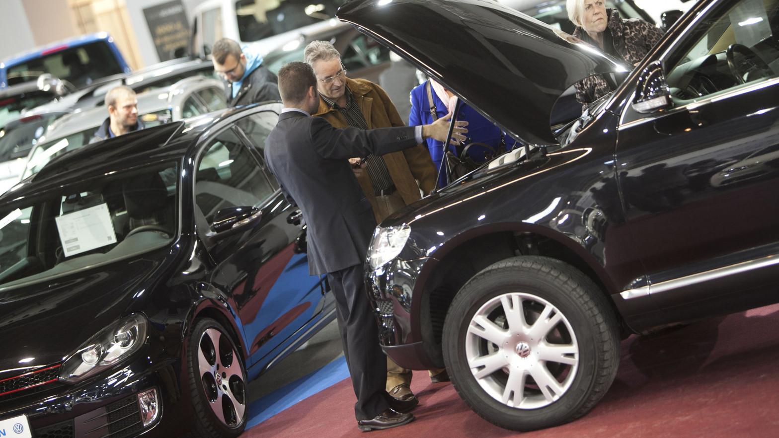 Los españoles compran coches de segunda mano con casi 90.000 kilómetros de media