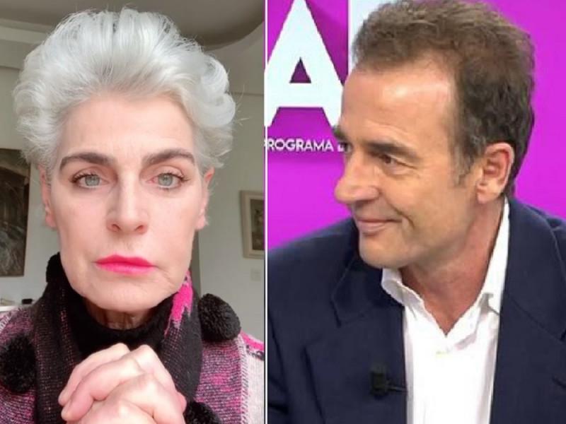 Antonio Dell'Atte acusa a Alessandro Lequio de maltratador