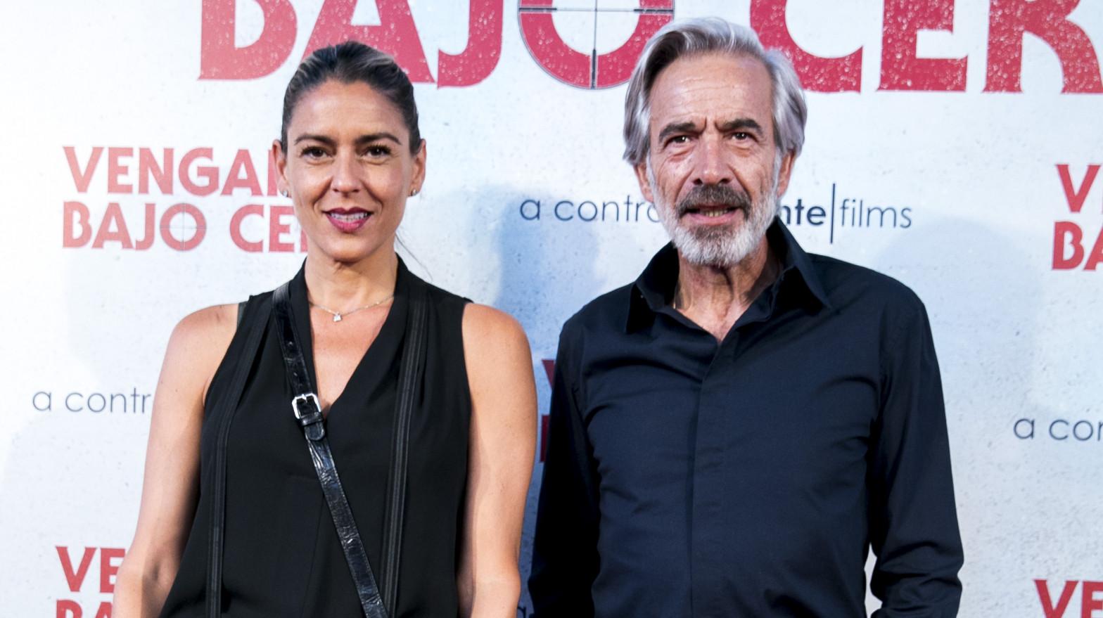Imanol Arias e Irene Meritxell se separan tras varias crisis y once años de relación
