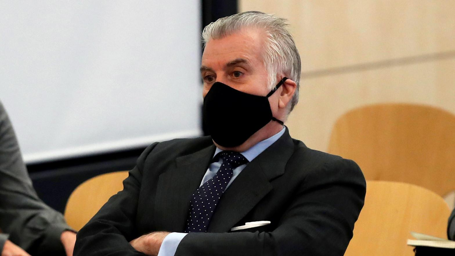 La Fiscalía mantiene su petición de cinco años de cárcel para Bárcenas en el juicio por la 'caja b' del PP