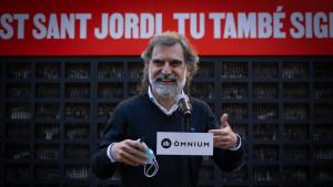 Cuixart responde a Supremo que su prioridad no es el indulto sino la amnistía