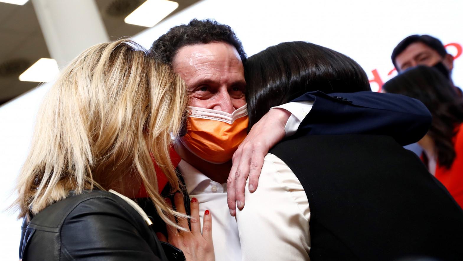 """Igea y Garicano piden """"reflexión"""" en Ciudadanos tras la debacle en Madrid"""