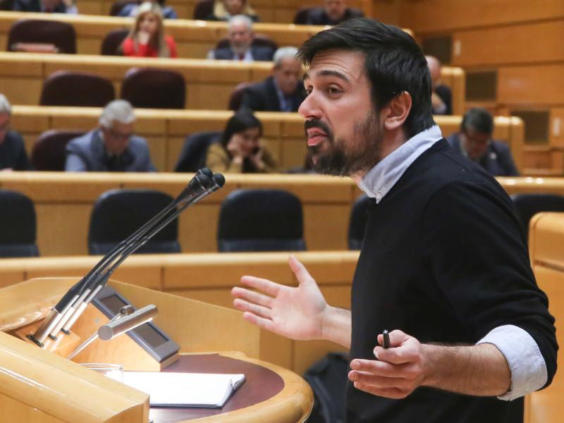 """Espinar niega que Iglesias sea un """"chivo expiatorio"""": """"Él lo cuenta de forma interesada"""""""