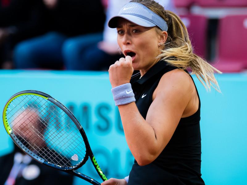 La tenista Paula Badosa se convierte en la primera española semifinalista del Mutua Madrid Open