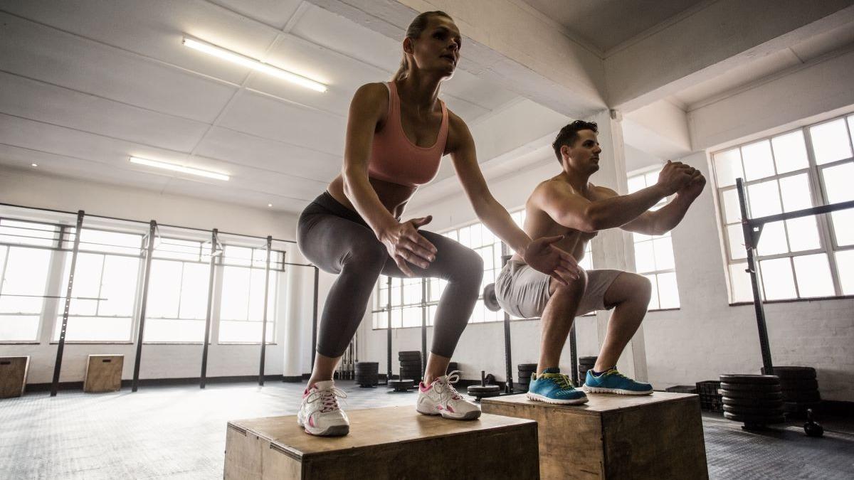 Por qué tus zapatillas de CrossFit deben ser Reebok