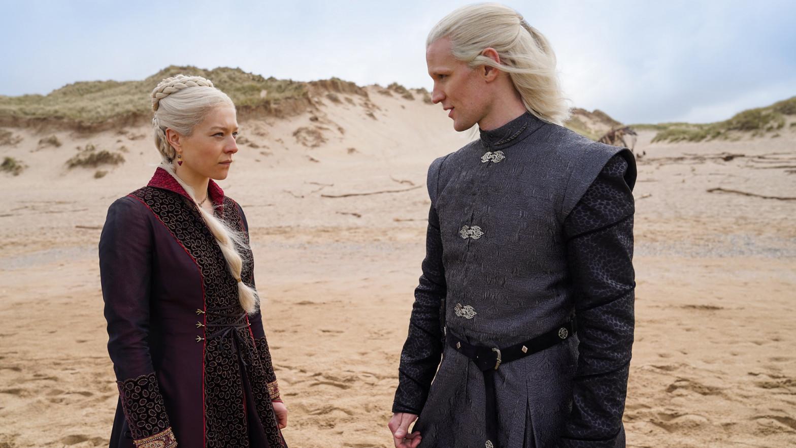 HBO lanza las primeras imágenes y detalles del spin-off de 'Juego de tronos', 'House of the Dragon'