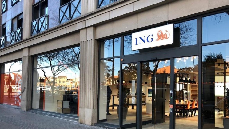 ING gana un 50% más en el primer trimestre, hasta 1.005 millones