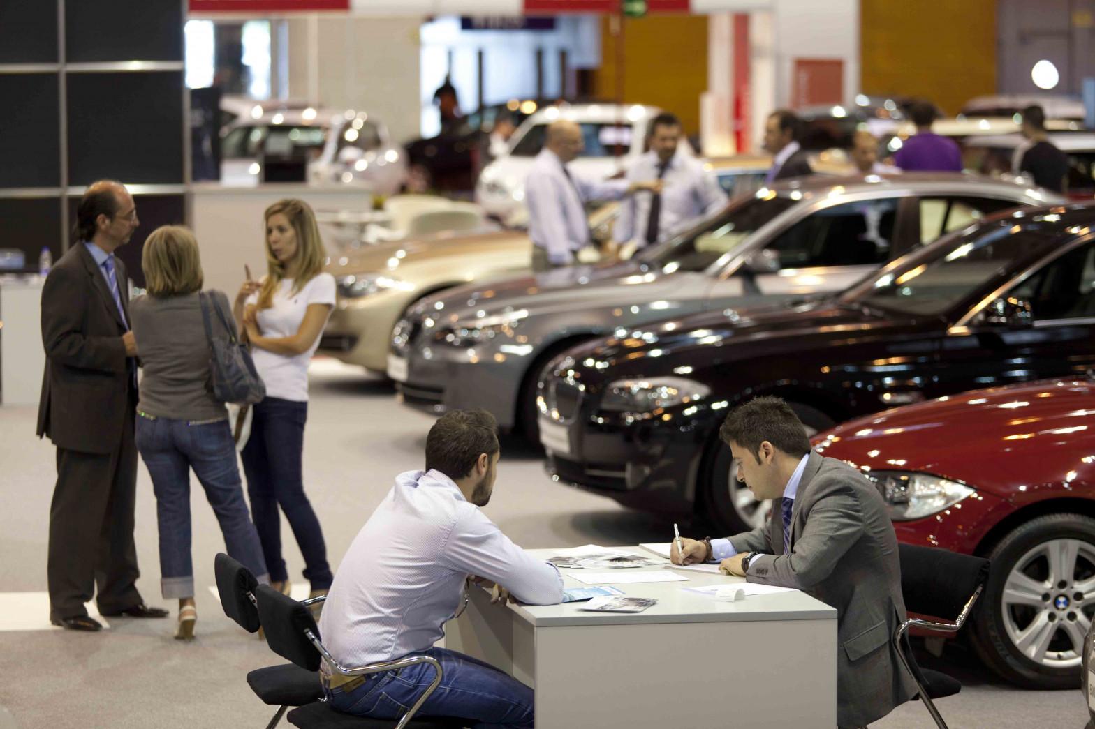 De enero a abril se vendieron en España casi el triple de coches usados que nuevos