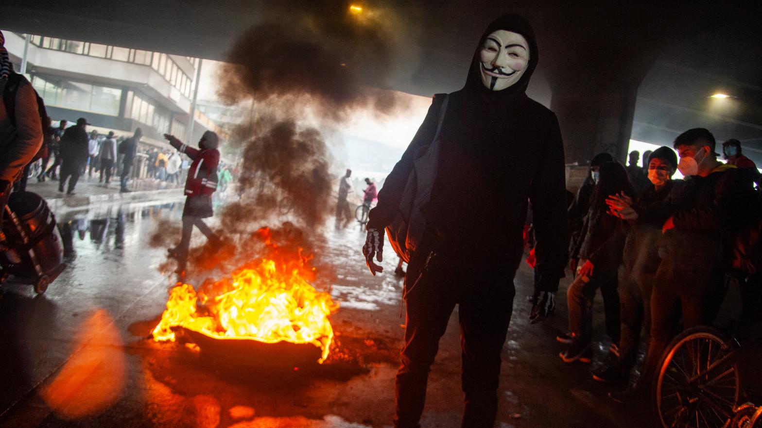 Octavo día de protestas en Colombia: el Defensor del Pueblo notifica 24 muertes