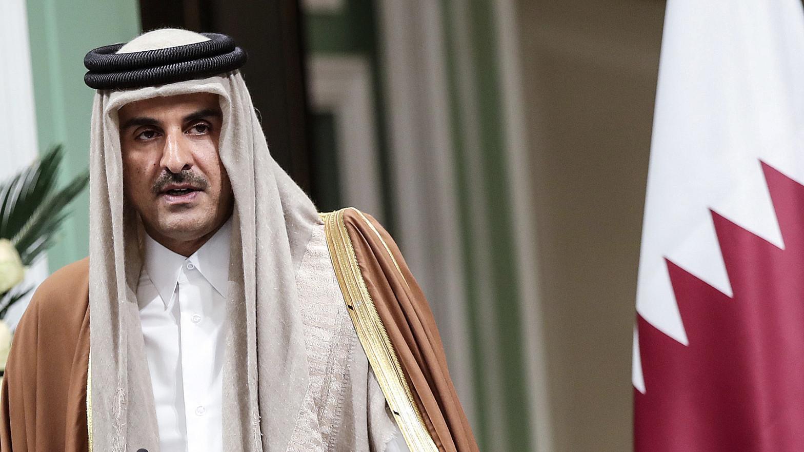 Qatar detiene al ministro de Finanzas por malversación