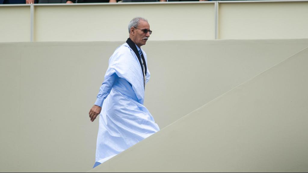 """Una asociación pide al juez la """"inmediata detención"""" del líder del Frente Polisario"""